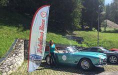 Fabulous Race Cortina: caccia al tesoro su auto da sogno