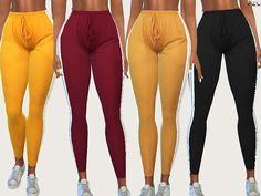 The Sims 4 Athletic Pants 039 Sims 4 Cas, Sims Cc, The Sims 4 Cabelos, Sims 4 Characters, Best Sims, Sims4 Clothes, Sims 4 Dresses, Sims 4 Clothing, Clothing Sets