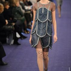 #Chanel Spring Couture 2012.
