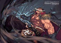 One Piece   Edward Newgates