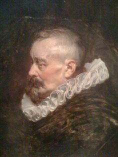 Portrait by Rubens