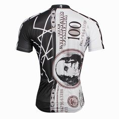 ILPALADINO Dollars Professional MTB Cycling Jersey Short Sleeve Mountain Bike  Summer Exercise Bicycling Pro Cycle Clothing Racing Apparel Outdoor Sports  ... a46c762e9