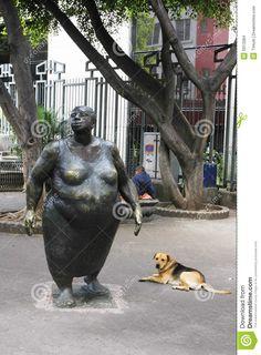 Mujer Gorda (San Jose, Costa Rica) Imagenes de archivo - Imagen ...