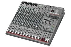 Phonic AM642DP Digital Effects Audio USB Mixer