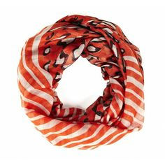 exotic infinity scarf