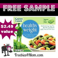COMING UP at 2:00 pm CT January 24 Dr. Oz is giving away 5,000 FREE FULL-SIZE Green Giant products http://freebies4mom.com/2013/01/24/giant-2/