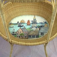This picture shows harbor in the old days! Scrimshaw is done by Dorothy Grant O'Hara. Did you know that her grandmother was the first woman whaler and had he children out to sea on the ship! Nantucket Baskets, Nantucket Island, Nantucket Massachusetts, The Old Days, Valentine Heart, Rhode Island, Cape Cod, Picture Show, Basket Weaving