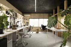 Enzo Gallery & Office by Ogawasekkei | http://www.yellowtrace.com.au/enzo-gallery-office-ogawasekkei-japan/