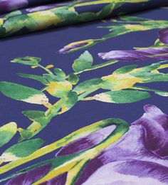 Tulips are one of the world's most popular flowers that's why we at Occipinti created a bespoke range of tulip fabric and wallpapers. With stunning colors, and bursting blooms our Appledorn design enhances any home.