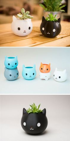 Cat Planter - Tap the link now to see all of our cool cat collections!