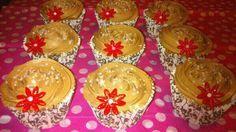 Cupcakes dulce de leche