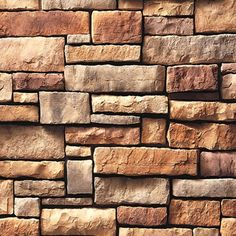 Cs Ds Carmel - Drystack Ledgestone - Cultured Stone - Cultured Stone - Boral USA