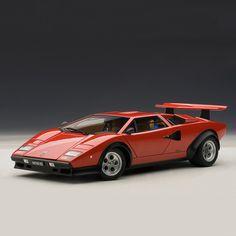 Lamborghini Countach // Walter Wolf Edition (Red)