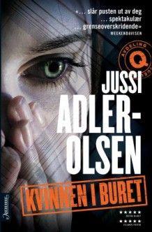 Kvinnen i buret av Jussi Adler-Olsen (Ebok)