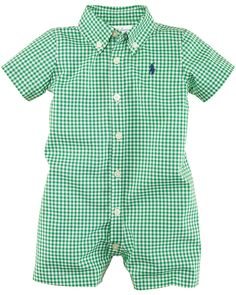 WOULD LOOK SO CUTE ON RANDALL Ralph Lauren baby boy!