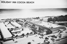 The Holiday Inn after it purchased and included the Ramada Inn, Cocoa Beach, FL