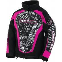 6d343ad138d0c Pure Polaris YOUTH FXR® GIRLS THROTTLE JACKETS from World of Powersports  Inc. Polaris Snowmobile