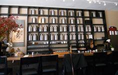 """Samovar"" tea lounge in San Francisco. Photo by AmyOh. Story on her tea blog."