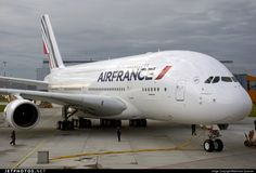 Air France Airbus A380-861