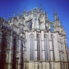 Domkerk in Utrecht toeristisch trekpunt in utrecht