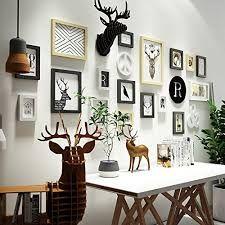 Resultado de imagen para ciervos para pared con marco