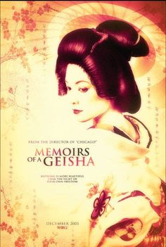 Memoirs of a Geisha Sad Movies, Epic Movie, Movie List, Great Movies, Movies To Watch, Movie Tv, Saddest Movies, Train Posters, Film Posters