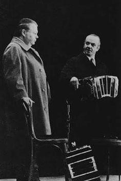 Troilo y Piazzolla
