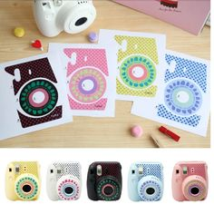 30 Wonderful Image of Instax Scrapbook Layouts . Polaroid Instax Mini, Fuji Instax Mini 8, Fujifilm Polaroid, Fujifilm Instax Mini 8, Polaroid Cameras, Instax Mini Ideas, Cute Camera, Accessoires Iphone, Tips & Tricks