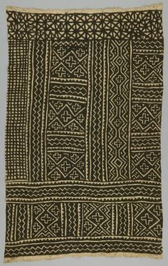 Wrapper Local Name: bokolanfini Place Made: Africa: West Africa, Mali People: Bamana Period: 20th century Date: 1900 - 1999 Dimensions: L 17...