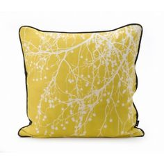 Ferm Living Tree Bomb Cushion - Curry