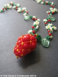 The daisy chain stitch is one of the most basic beading techniques available for bead weavers. It is often the first experience crafters have with beading, and is even a common activity for groups like Girl Guides and summer camps.  There are many...