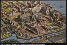 Henry VIII (1509-47) took ownership of Whitehall Palace from Cardinal Thomas Wolsey and expanded it until it became one of the largest royal palaces in Europe.