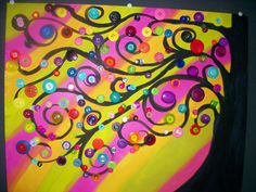 Button Tree by JandSCreations on Etsy, $35.00