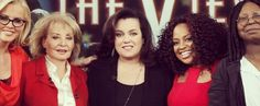 Rosie O'Donnell returned to The View today for the first time in seven years. Check out what she had to say!