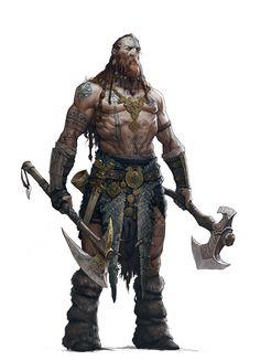 Arte Viking, Viking Art, Viking Warrior, Fantasy Character Design, Character Design Inspiration, Character Concept, Character Art, Fantasy Art Men, Fantasy Warrior