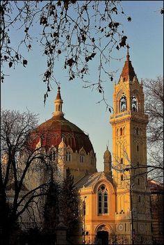 Iglesia de San Manuel y San Benito calle Alcala Madrid