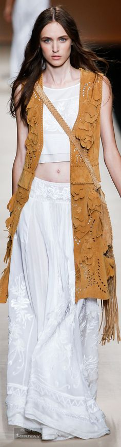 Alberta Ferretti.Spring-summer 2015.
