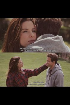 The Proposal Sandra Bullock (Margaret) and Ryan Reynolds (Andrew) Tv Show Quotes, Film Quotes, Funny Movies, Great Movies, Funny Movie Quotes, Girly Movies, The Proposal Movie, Proposal Letter, Romantic Proposal
