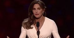 At last night's ESPY awards, Catlin Jenner delivered a extremely powerful, emotional, and courageous speech pleading for acceptance of people for who they are.