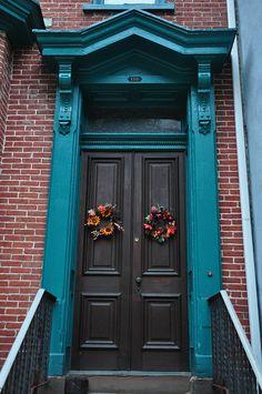 Jim Thorpe PA Door