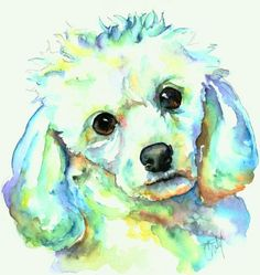 Dog Art | Christy Studios - Pictify - your social art network