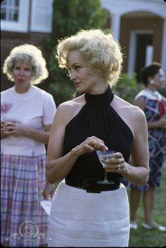 Jessica Lange Carly Marshall. <3