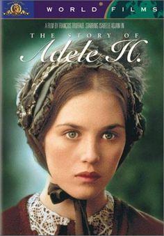 The Story of Adele H. - Isabelle Adjani - François Truffaut 1975 - story of… Isabelle Adjani, Period Movies, Period Dramas, Victor Hugo, Adele, Roger Martin, Film Mythique, Rent Movies, Francois Truffaut