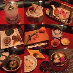 酒足饭饱后的小回味#japanese#kaiseki#newyear#dinner by dxr