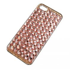 Champagne Luxe Crystal iPhone 4/5 Case - t+j Designs