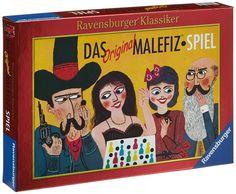 Das Kultspiel: Malefiz  Mehr Erinnerungen aus Kindheit und Jugend auf www.unserjahrgang.de