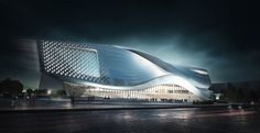 futuristic, 10 Design, architecture, future, structure, Hong Kong, museum, fantastic, future is now, china