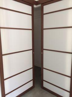 Porte coulissante ou cloison amovible cloison - Cloison amovible sur mesure ...