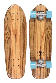 The Oak Cruiser is the classic. Shaped from solid Middle Tennessee oak, this beast is made to carve, shred and cruise. This board is handcrafted to turn any sidewalk into the best part of your day. Cruiser Skateboards, Custom Skateboards, Vintage Skateboards, Board Skateboard, Skateboard Pictures, Skateboard Decks, Long Skate, Cruiser Boards, Skate Surf