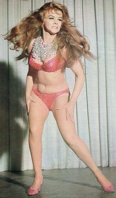 Opinion you ann margret bikini